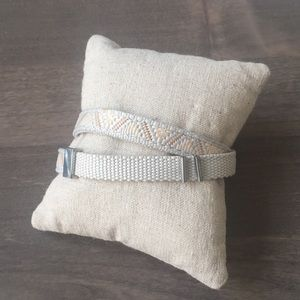 NIP Collector's Edition Double Woven Band
